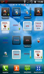 Battery Monitor Widget v2.0Pro