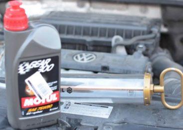 Проверка уровня и замена масла в автомобилях с АКПП